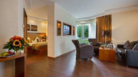 Luxus Zimmer im Hotel Mutter Bahr